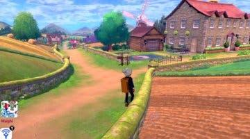 Imagen de Así luce Pokémon Espada y Escudo con una mejora de texturas