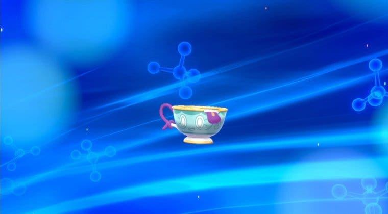 Imagen de Pokémon Espada y Escudo: cómo evolucionar a Sinistea en Polteageist