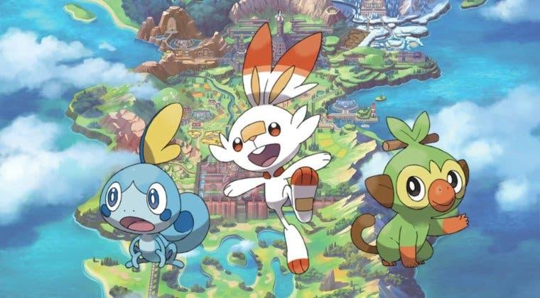 Imagen de Pokémon Espada y Escudo filtra las posibles evoluciones de sus Pokémon iniciales