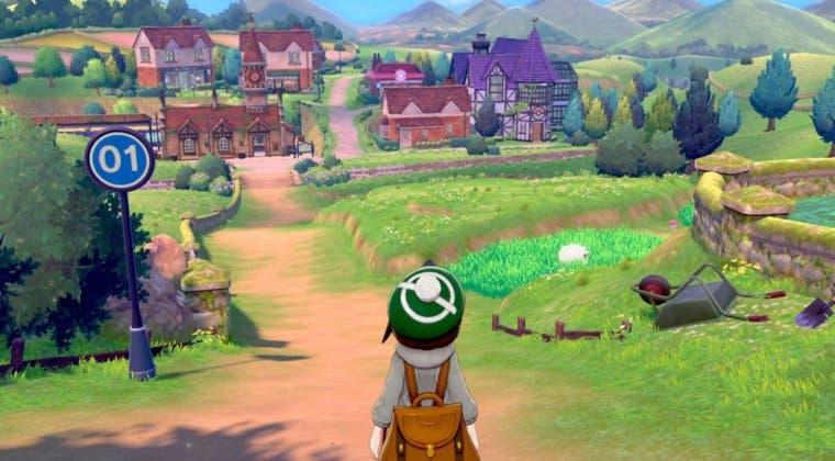 Imagen de Pokémon Espada y Escudo nos deja con su tráiler de lanzamiento