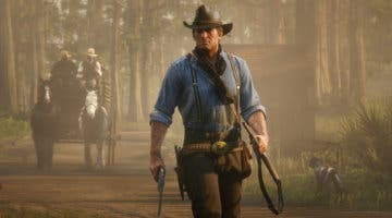 Imagen de Recrean cómo sería Arthur Morgan de Red Dead Redemption 2 en la vida real y con 10 años menos