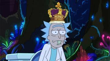 Imagen de Horario y dónde ver el episodio 4x02 de Rick y Morty