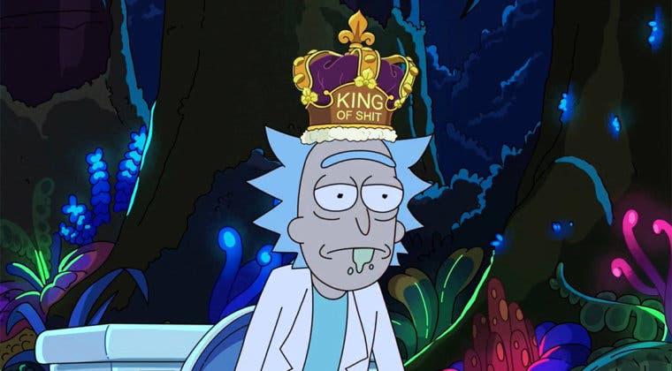 Imagen de Crítica de Rick y Morty 4x02: Tinder y el rey de la caca