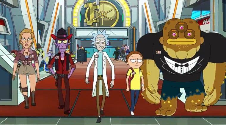 Imagen de Horario y dónde ver online el episodio 4x03 de Rick y Morty