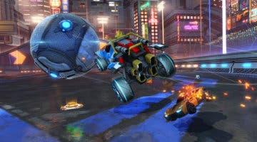 Imagen de La actualización 'Blueprint' de Rocket League ya tiene fecha de lanzamiento