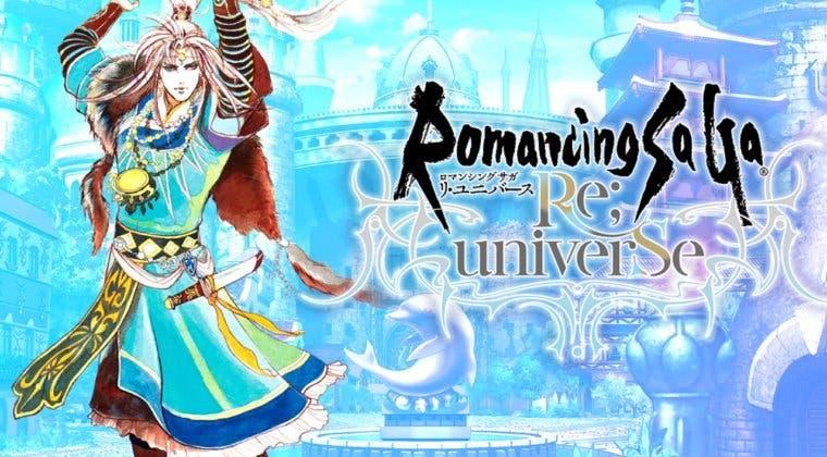 Imagen de El título de móviles Romancing SaGa Re; universe llegará a Occidente