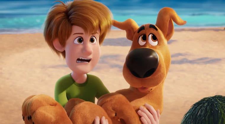 Imagen de Scooby-Doo salta a la animación en el primer tráiler de ¡Scooby!