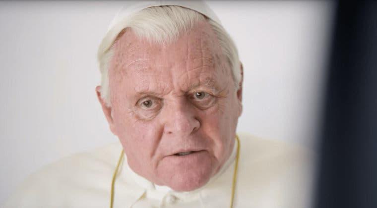Imagen de Los dos papas: Netflix abre en canal a la Iglesia en un nuevo tráiler