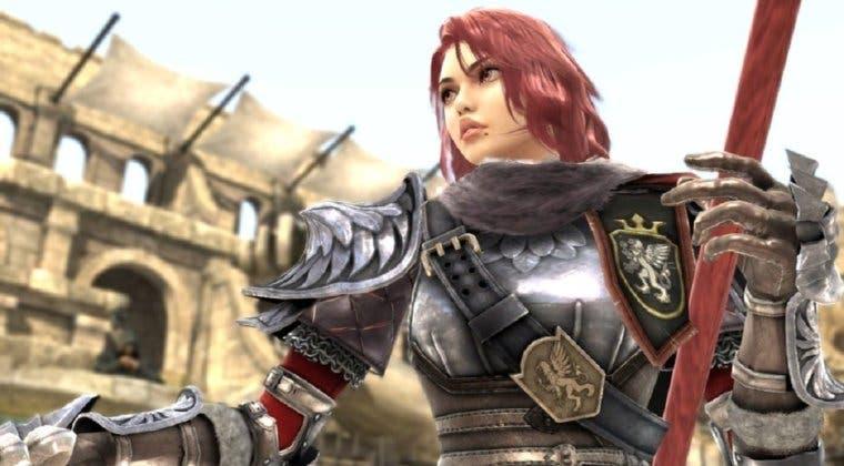 Imagen de Hilde llegará a SoulCalibur VI y así se presenta
