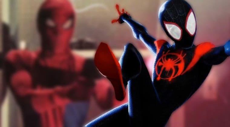 Imagen de Spider-Man: Un nuevo universo 2 contará con un héroe inesperado