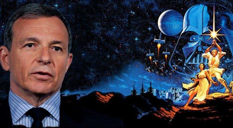 Imagen de El CEO de Disney fija la estrategia para el futuro de Star Wars