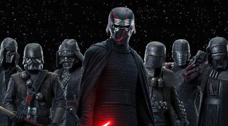 Imagen de Los Caballeros de Ren ocupan la nueva portada de Star Wars: El ascenso de Skywalker