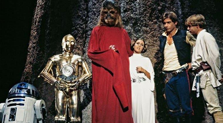 Imagen de Jon Favreau quiere hacer otro especial navideño de Star Wars