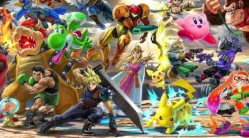 Imagen de Super Smash Bros. Ultimate recibe un evento temático de Pokémon Espada y Escudo