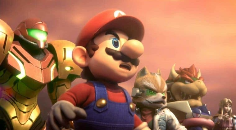 Imagen de Super Smash Bros. Ultimate encabeza los 30 juegos más exitosos de Switch en Japón