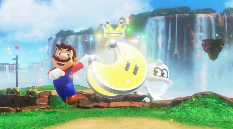Imagen de Así es el espectacular libro de arte de Super Mario Odyssey