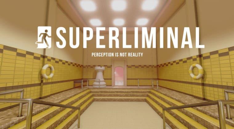 Imagen de Superliminal es anunciado para PlayStation 4