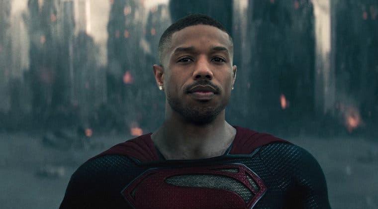 Imagen de Michael B. Jordan no se siente preparado para ser el nuevo Superman