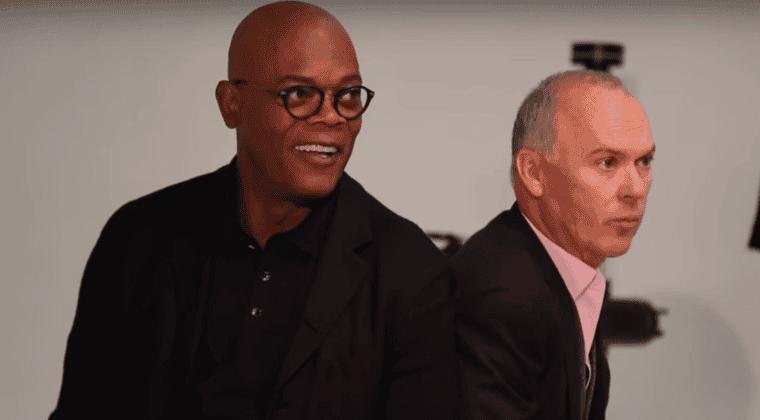 Imagen de Michael Keaton y Samuel L. Jackson protagonizarán el thriller The Asset