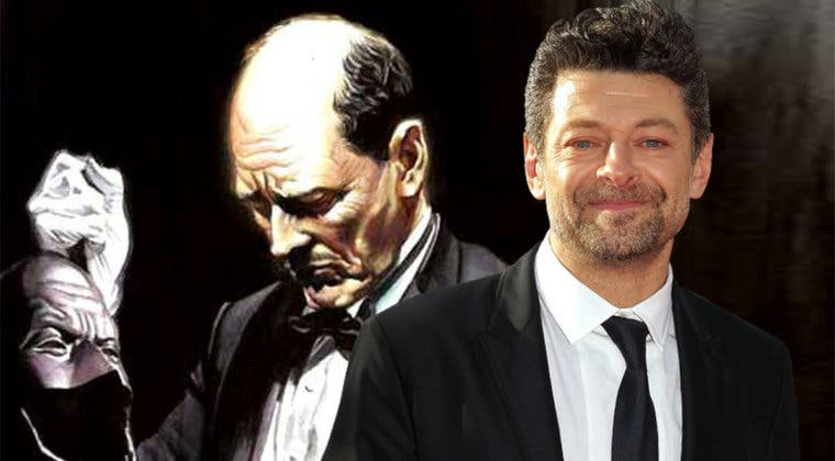 Imagen de The Batman: Andy Serkis en negociaciones para interpretar a Alfred Pennyworth