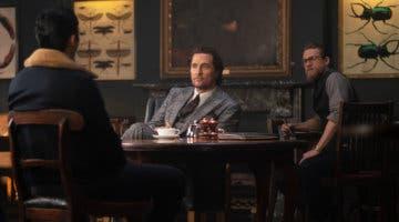 Imagen de The Gentlemen presenta a sus protagonistas con una nueva serie de pósteres