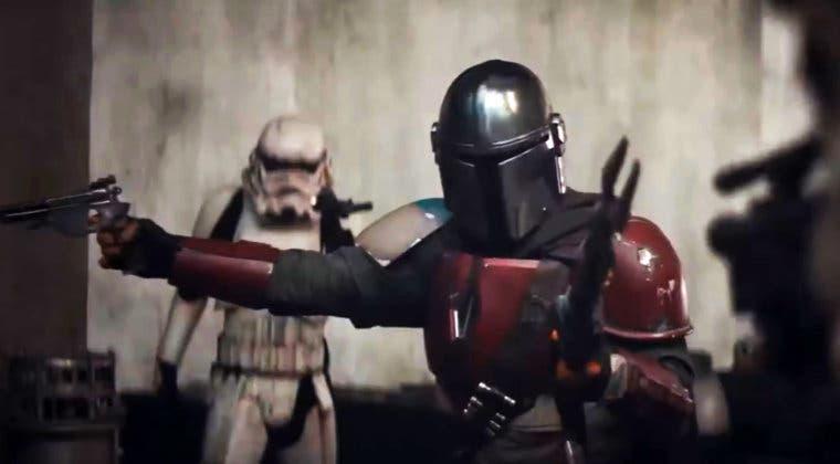 Imagen de The Mandalorian aterriza en Disney+ con un nuevo y extenso clip