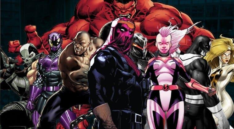 Imagen de Marvel está trabajando en una adaptación de Thunderbolts