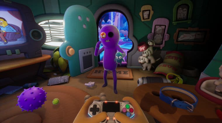 Imagen de Trover Saves the Universe llegará a Switch y Xbox One