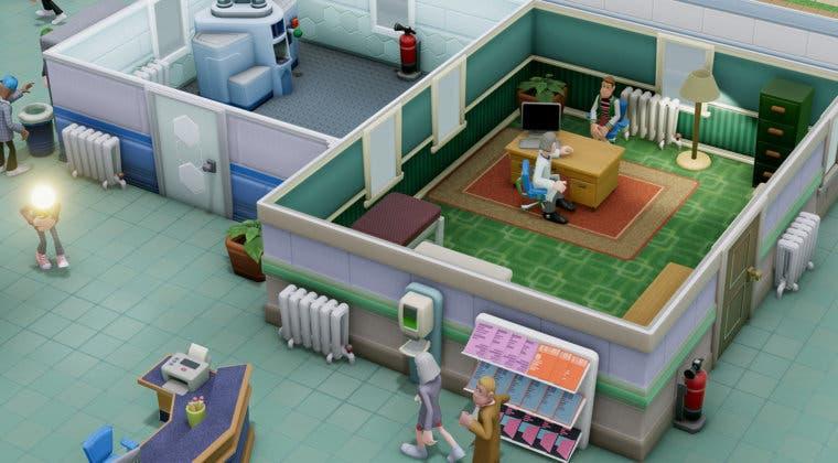 Imagen de Two Point Hospital da la sorpresa en Reino Unido y es el segundo juego más vendido de la semana