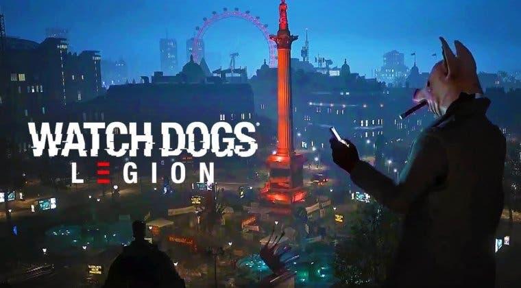 """Imagen de La Londres de Watch Dogs: Legion se siente """"muy real, viva y grande"""""""