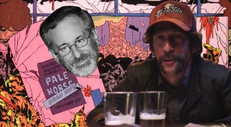 Imagen de ¿Qué tienen en común Watchmen y Steven Spielberg?