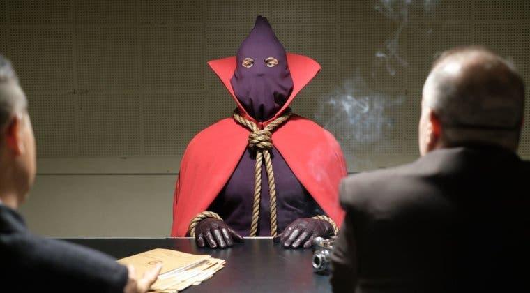 Imagen de Watchmen por fin revela la identidad real de Justicia Encapuchada
