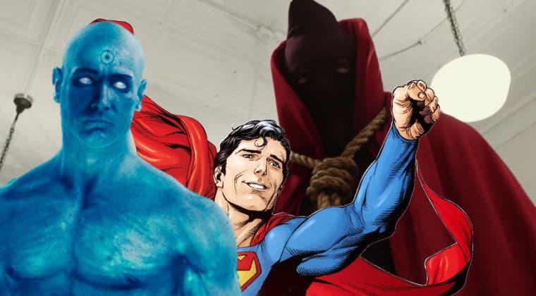 Imagen de ¿Quién es el verdadero Superman de Watchmen?