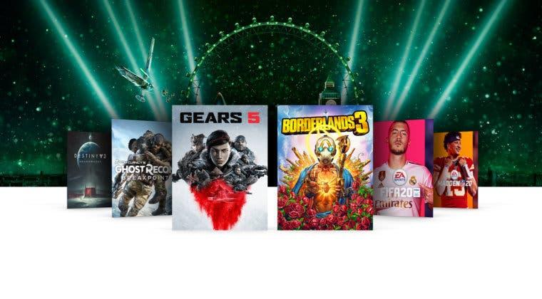 Imagen de Microsoft anuncia grandes descuentos en juegos de Xbox One por el XO19
