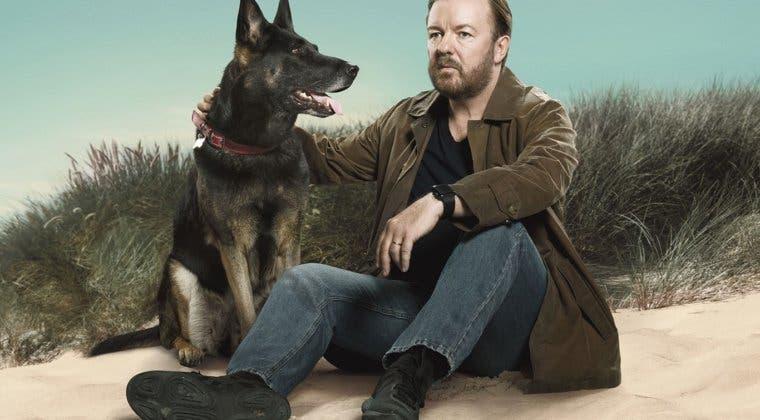 Imagen de After Life: Ricky Gervais no defrauda en el tráiler de la temporada 2
