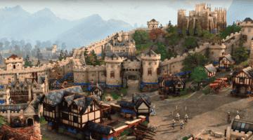 Imagen de Age of Empires IV desvela ambientación y se luce en un primer gameplay tráiler