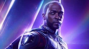 Imagen de Anthony Mackie se pronuncia sobre la posibilidad de ser el nuevo Capitán América