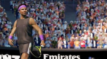 Imagen de AO Tennis 2 es anunciado y fechado para PC, PS4, Xbox One y Nintendo Switch con un primer tráiler