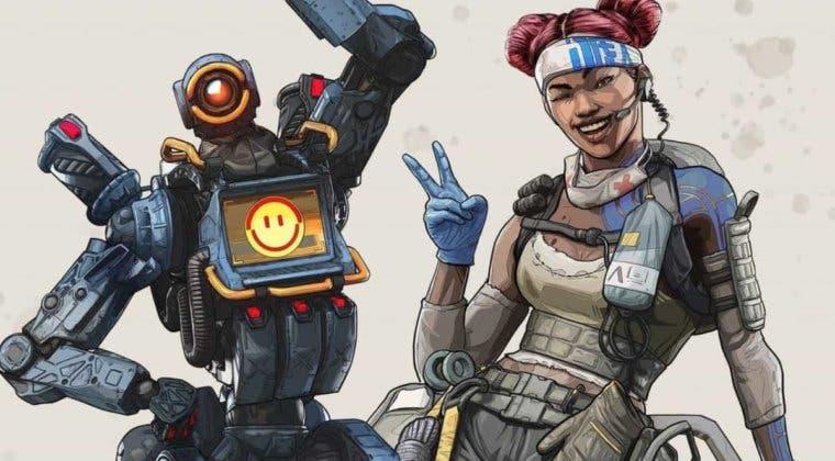 Imagen de Apex Legends: Estos son los 5 personajes más jugados por la comunidad