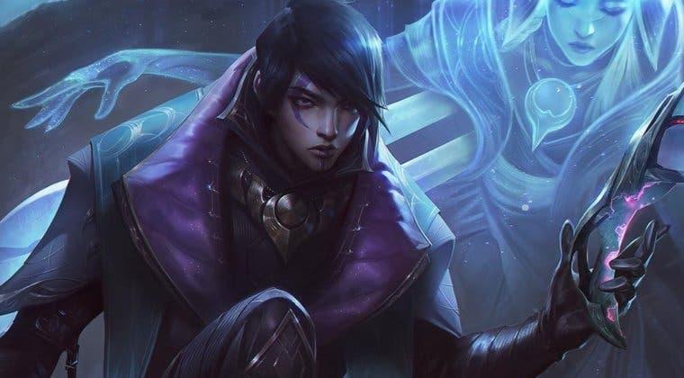Imagen de League of Legends presenta por sorpresa su nuevo campeón, Aphelios