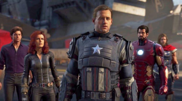 Imagen de Estos son todos los personajes de lanzamiento en Marvel's Avengers