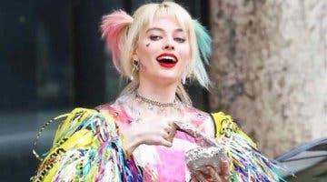 Imagen de Harley Quinn protagoniza los nuevos pósteres oficiales de Aves de Presa