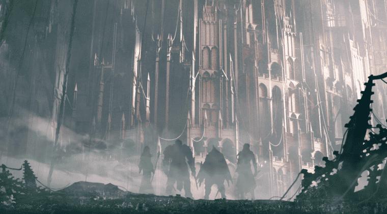 Imagen de Square Enix promete información sobre Babylon's Fall a finales de año