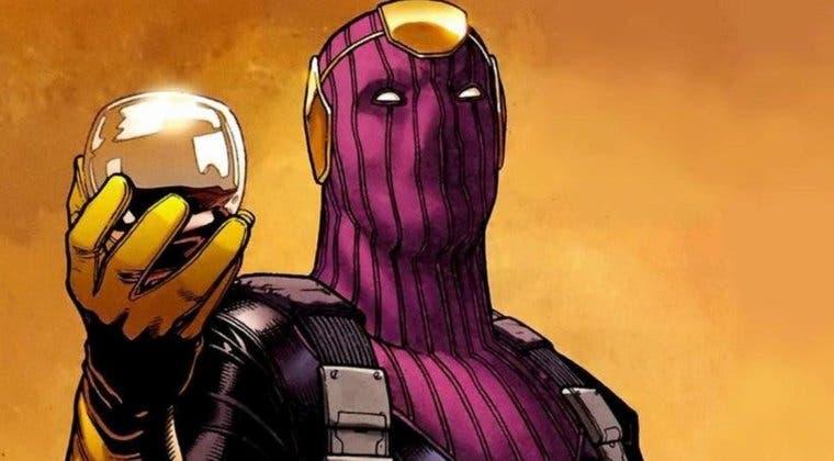 Imagen de Así luce la máscara de Zemo en Falcon y Soldado de Invierno