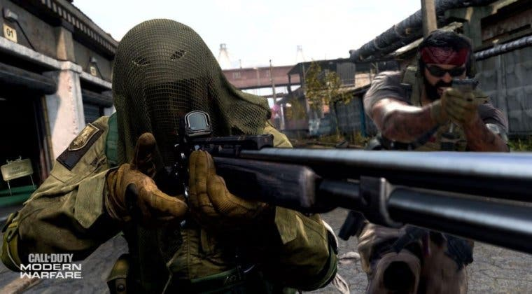 Imagen de Call of Duty: Modern Warfare incluye referencias a armas como la Vector SMG y la ballesta