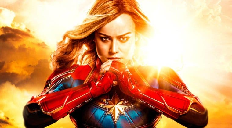 Imagen de Capitana Marvel iba a ser presentada en Vengadores: La Era de Ultrón