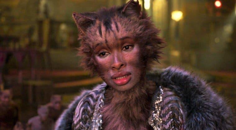 """Imagen de Cats: """"Tom Hooper fue horrible, irrespetuoso y humillante"""""""