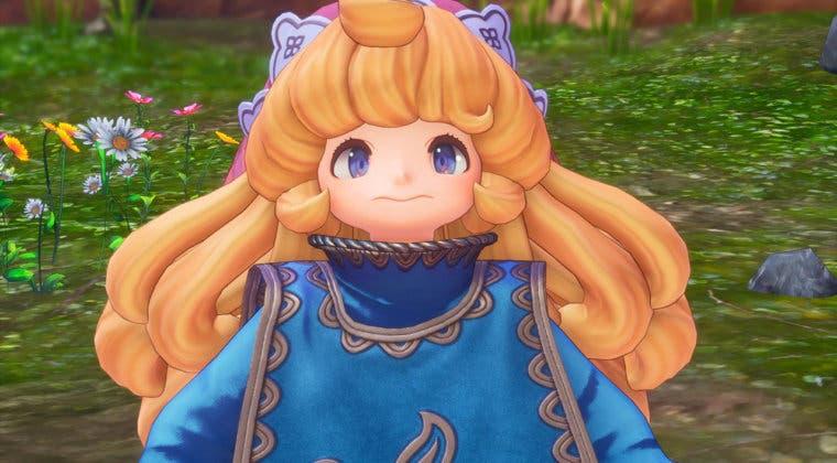 Imagen de Trials of Mana presenta hoy al personaje de Charlotte, la pequeña semielfa