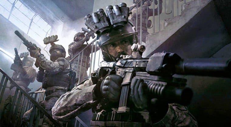 Imagen de Call of Duty: Modern Warfare recibe nueva lista y modo de juego