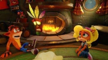 Imagen de Así sería el nuevo Crash Bandicoot según una filtración
